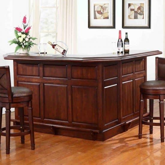 Belvedere Home Bar by ECI Furniture