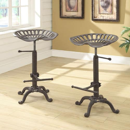 Tractor Seat Industrial Bar Stool