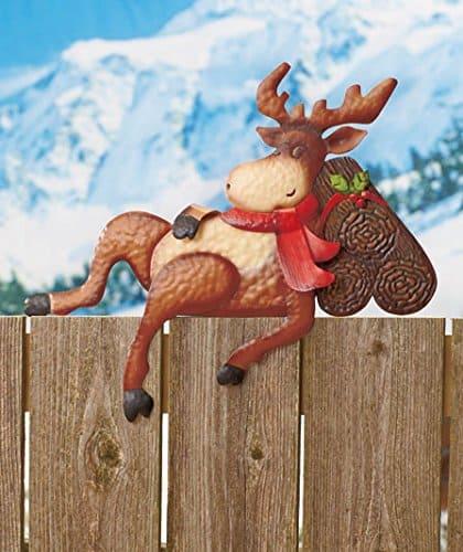 Reindeer Fence Topper
