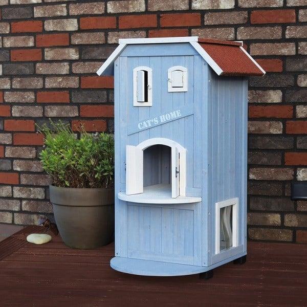 3 Story Cat House