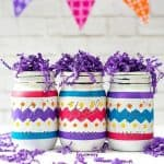 Mason Jar Easter Crafts For Gifts, Decor and More!