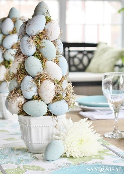 DIY Easter Decorating Ideas - Homemade Easter Decorations