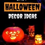 Halloween Decor Ideas – Easy Tips for a Spooky Home