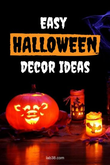 Halloween Decor Ideas - Easy Tips for a Spooky Home