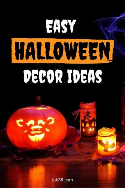 Halloween Decor Ideas - Easy Tips for a Spooky Home